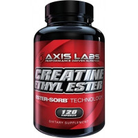 Креатин Axis Labs Creatine Ethyl Ester 120 капс.