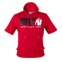 Футболка с капюшоном Gorilla wear Boston Red