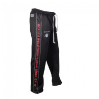 Штаны Gorilla Wear Functional Mesh Black/Red