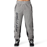 "Штаны для бодибилдинга Gorilla Wear ""Augustine Old School"" Pants, серые"
