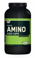 Аминокислоты Optimum nutrition Superior Amino 2222 Caps 300 капc.