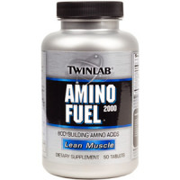 Аминокислоты Twinlab AMINO FUEL 2000MG 50 таб.