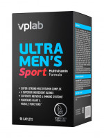 Витамины для мужчин VP Laboratory Ultra Men's Sport Multivitamine Formula 90 капс.