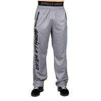 "Штаны для бодибилдинга Gorilla Wear ""Mercury"" Pants, серо - чёрные"