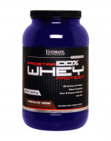 Протеин Ultimate Nutrition 100% Prostar Whey Protein, шоколад, 908 г