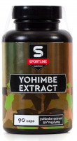 Йохимбин SportLine Nutrition Yohimbe Extract 50mg 90 капс.