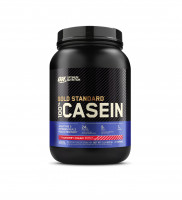 Протеин Optimum nutrition Casein Protein, клубника, 909 г