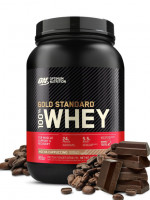 Протеин Optimum Nutrition 100% Whey Gold Standard, мокка - капучино, 908  г
