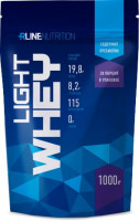 Протеин RLine Light Whey, клубника, 1000 г