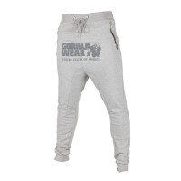 "Штаны для бодибилдинга Gorilla Wear ""Alabama"" Pants, серые"